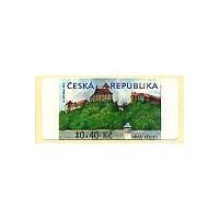 2000. Hrad Veveří (Castillo de Veveří)