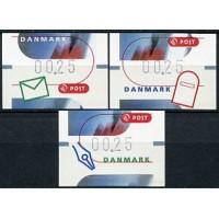 2000. Motivos del correo (Carta, pluma, buzón)