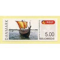 2010. Frimærkeforum 10 i Roskilde - Viking ship