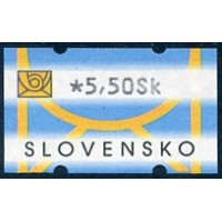 2001. Post logo