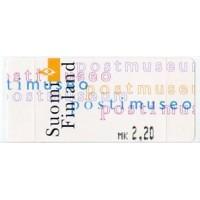 1995. Postimuseo - Post museum - Museo postal (1)