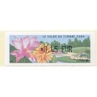 2004. Le Salon du timbre 2004 - Paris