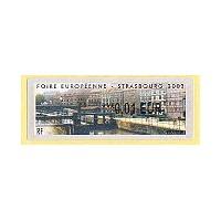 2003. Foire Européenne Strasbourg