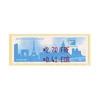 1999. PHILEXFRANCE 99 - Le Mondial du Timbre (2)