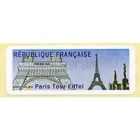 2009. Paris Tour Eiffel