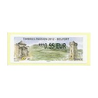 2012. Timbres Passion - Belfort