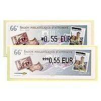 2012. 66 Salon Philatélique Automne - Stamps