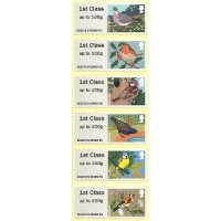 2010. Birds of Britain (1)
