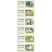 2012. British farm animals (1) - Sheep