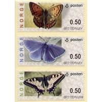 2007. Butterflies