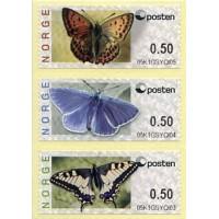 2008. Butterflies (new logo)