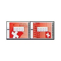 2005. Banderas de Suiza