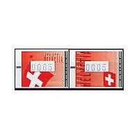 2005. Swiss Flags