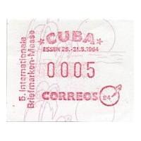 1984. 5 Internationale Briefmarken-Messe Essen