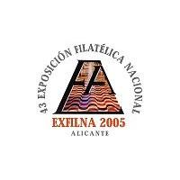 Special Exposición Filatélica Nacional EXFILNA 2005 Alicante