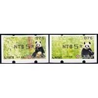 2010. Giant pandas