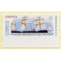 71. Crucero Infanta Isabel, S. XIX (M.N.M.)